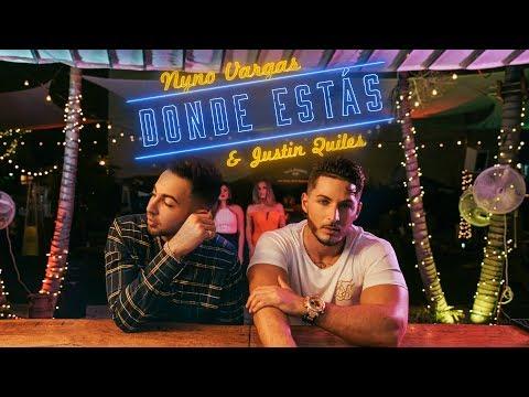 Nyno Vargas - Donde estás (feat. Justin Quiles) (Videoclip Oficial)