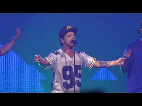 Bruno Mars - That&39;s What I Like ViennaWien Austria 030617