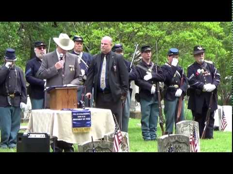 150th Anniversary President Abraham Lincoln Death Observance