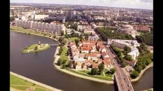 Минск (Белоруссия) (HD слайд шоу)! / Minsk  ( Belarus) (HD slide show)!