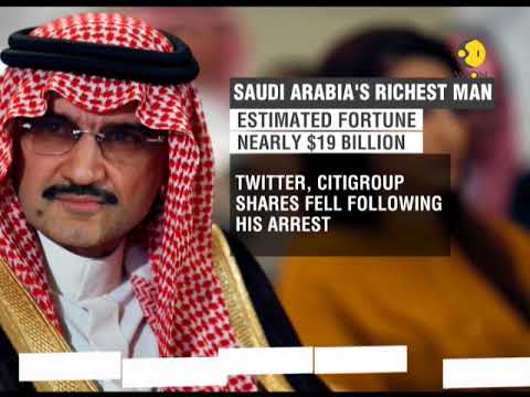World's richest Arab set free
