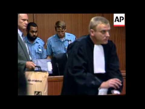 TANZANIA: FORMER RWANDAN MAYOR AKAYESU FOUND GUILTY OF GENOCIDE