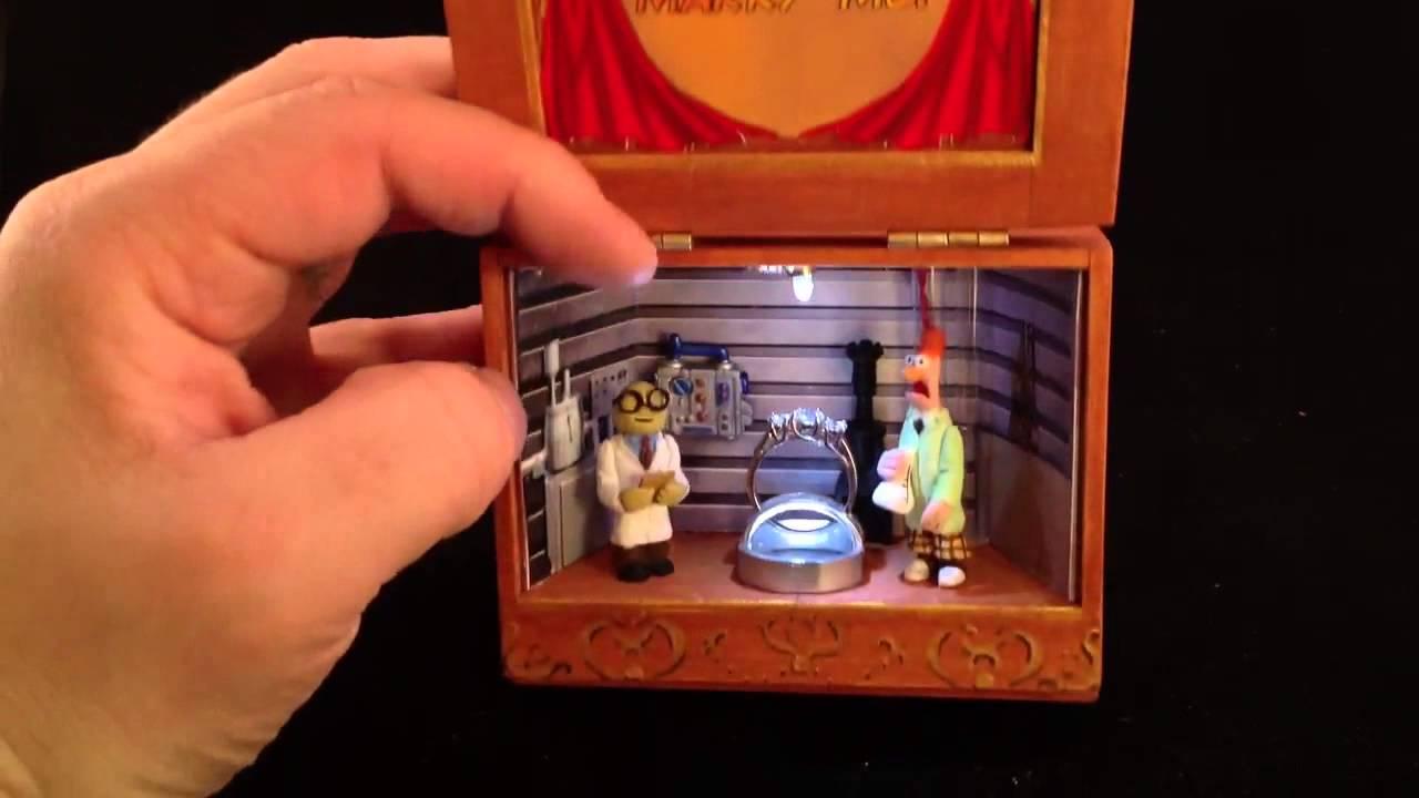 Custom muppet engagement ring box walkthrough youtube for Custom engagement ring box