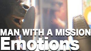 MAN WITH A MISSIONのEmotionsをiMacで再現してみました! 【本家のMV】...