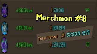 How I made HUNDREDS of BILLS from $BONDS$ | Tin Merchmon #8 | $75 GA | SpawnPK