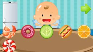 Feed The Baby 2 Home Play | Gameplay Potty Training for Toddler or Babies | baby care, baths,