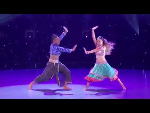 Fik-Shun    dance on indian style  radha song    in so you think you can dance