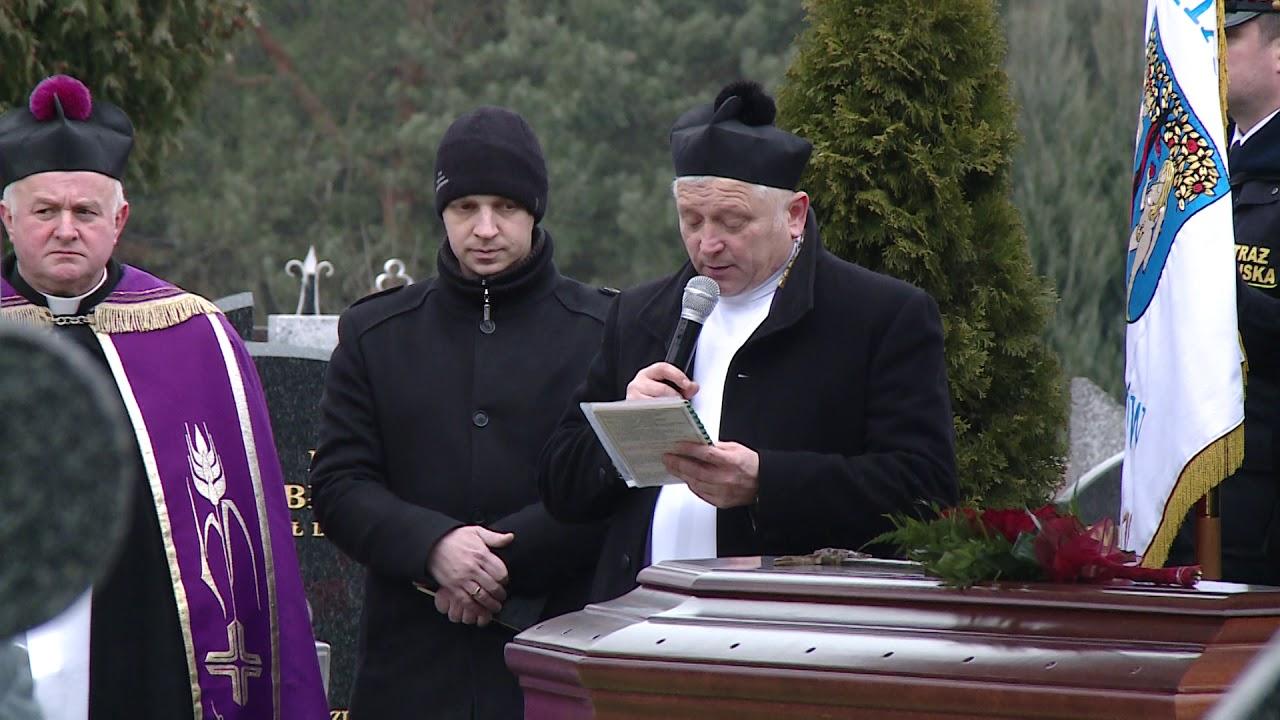 TKB – Pożegnanie Franciszka Zochniaka – 15.02.2018