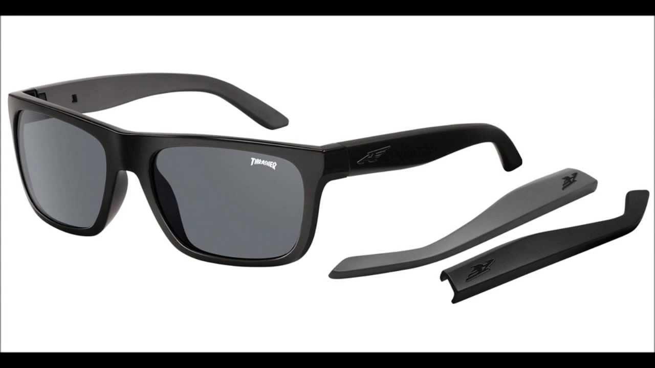 60a91a957eb ARNETTE Eyewear Dropout x Thrasher Magazine Sunglasses w Interchangeable  Arms!