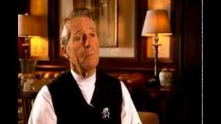 Gary Player on Cougar Point Golf Course