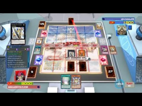 Yu-Gi-Oh! Legacy of the Duelist Game On!  