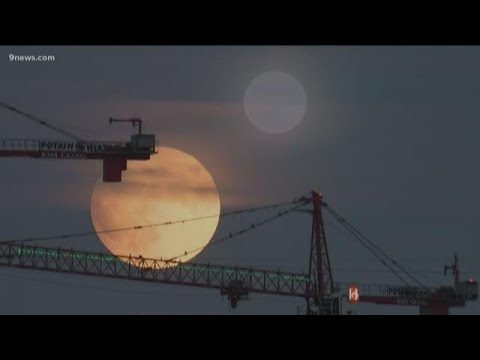 Tony Sandoval on The Breeze - The LAST Full Moon of the DECADE will peak on 12/12 at 12:12