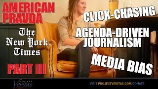 American Pravda, NYT Part III – Senior Homepage Editor Reveals Biased Political Agenda at NYT thumbnail