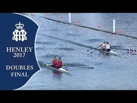 Doubles Final - Houin & Azou v Storey & Harris   Henley 2017