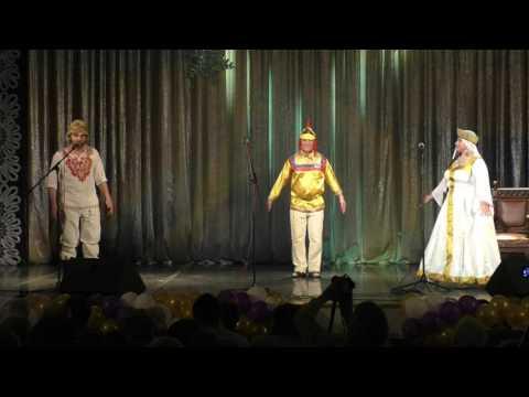 Сказка о Золотом петушке и его двойнике 2017