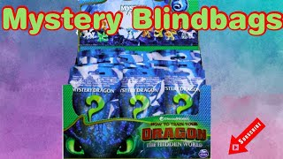 How to train your dragon Hidden World mystery bags #11#