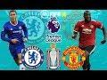 FIFA 18 | Chelsea vs Manchester United | Premier League 2017/18 | Full Match