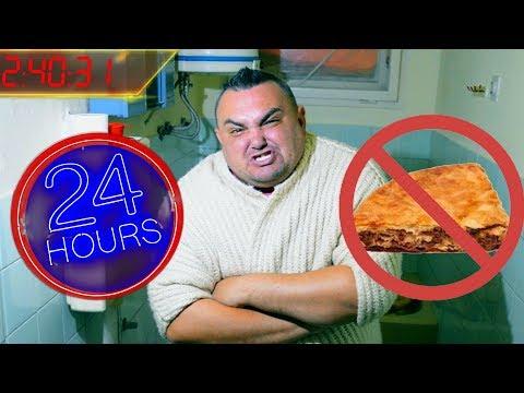 IZAZOV - 24 Sata Bez Hrane u Kupatilu
