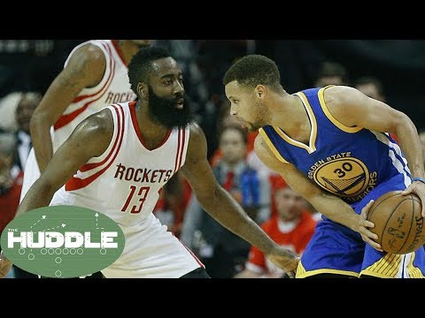 Do the Rockets Have the Warriors' Number in the Playoffs?
