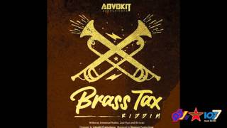 Ravi B - I Za Problem (Brass Tax Riddim)