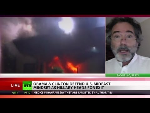 Escobar: Shadow wars & no interventions - US plan for MidEast & Asia