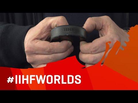 Baking biscuits, IIHF-style - #IIHFWorlds 2017 - 동영상