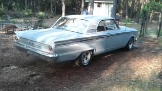 1963 Ford fairlane 500 sports coupe.
