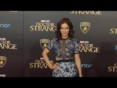 "Leonor Varela ""Doctor Strange"" World Premiere Red Carpet"