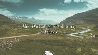 "【VCBL-0008】Marshmello / Alone (Virtual \""Mirai\"" Cat Remix)"