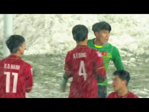 Vietnam vs Uzbekistan (AFC U23 Championship 2018: Final)