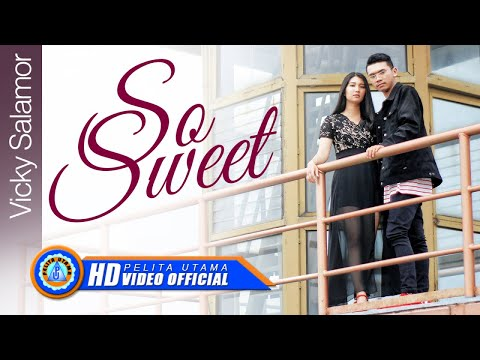 Vicky Salamor - SO SWEET ( Official Music Video ) [HD]