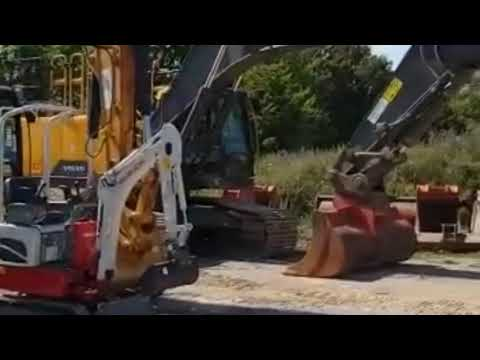 Introduction To Orchard Hill Machinery Ltd - UK Plant Hire, Sales And Export