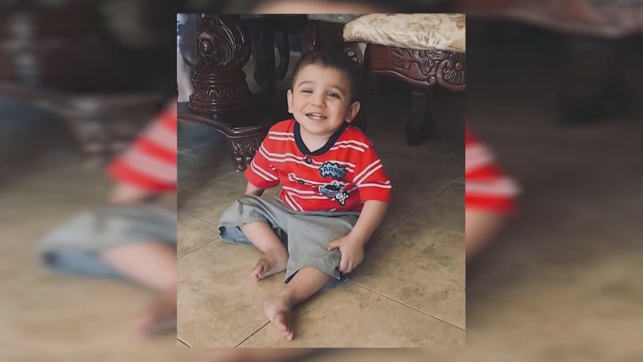 Eyewitness News Body of child believed to be Thaddeus Sran has been found in Madera County