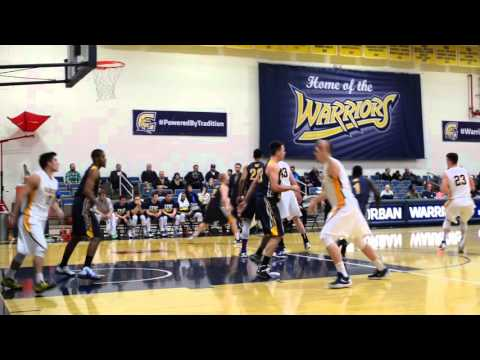Corban Men's Basketball vs Northwest Christian University: Game Highlights