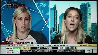 TALKING ISRAEL ON SKY NEWS