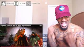 HISTORY IN THE MAKING!!! Ocean Wisdom - Ting Dun Feat. Method Man | REACTION