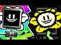 FLOWEY SONG ► Fandroid The Musical Robot 🥀 (Undertale Music Video)