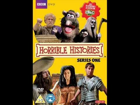 Horrible Histories: Series 1 (Main Menu)