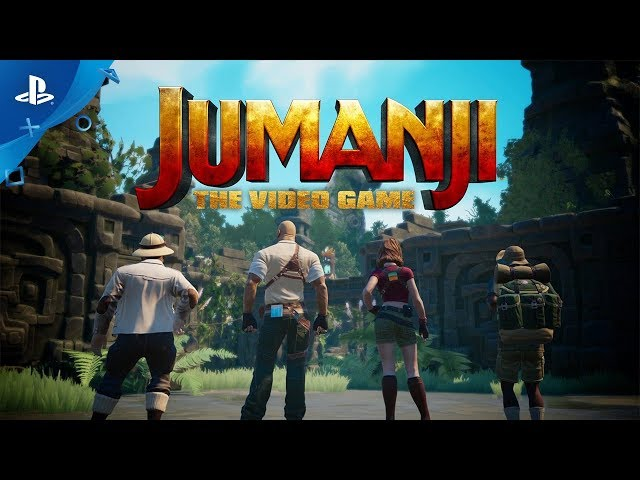 Jumanji: The Video Game (видео)