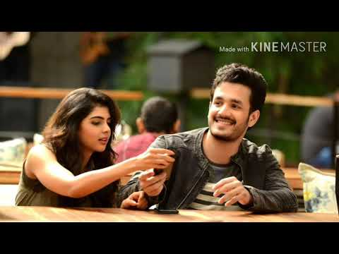 Hello movie- Anaganaga Oka ooru Song lyrics