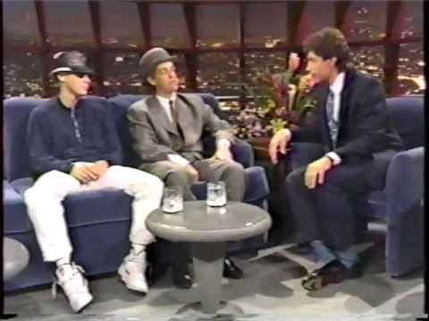 Pet Shop Boys interviewed on The Late Show by Ross Shafer (1988)