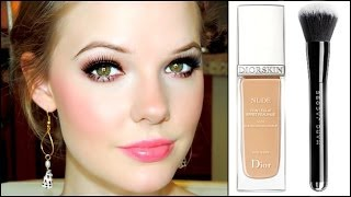 MY FOUNDATION ROUTINE: Diorskin Nude Foundation