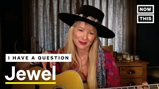 Jewel Talks Mental Health & Helping Others   NowThis