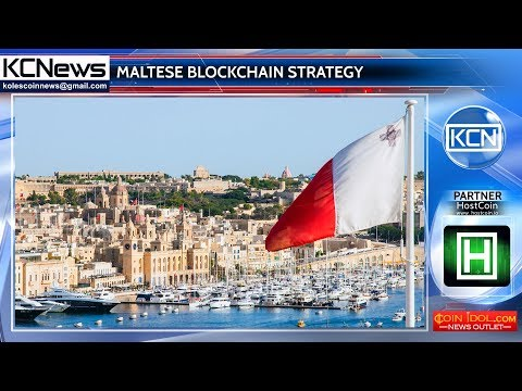 Malta forms a blockchain strategy