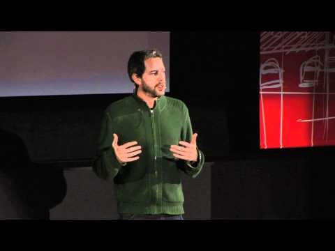Transforming shadows into rocket fuel: Jamie Catto at TEDxLausanne