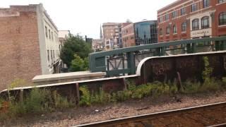 Riding Amtrak Adirondack from Montreal to New York City