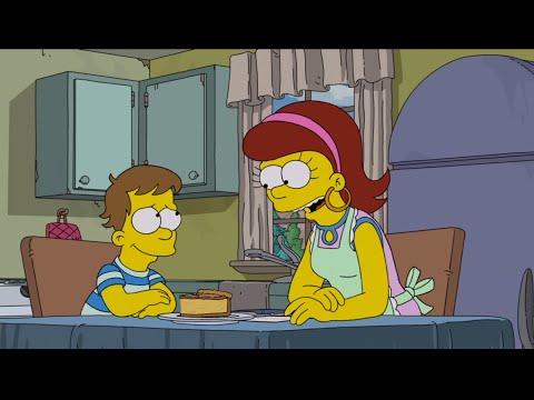 Simpsons Histories - Mona Simpson