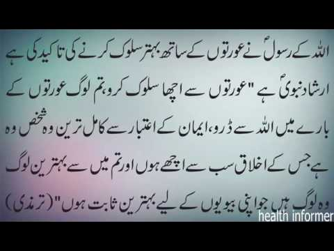 biwi ke huqooq in islam