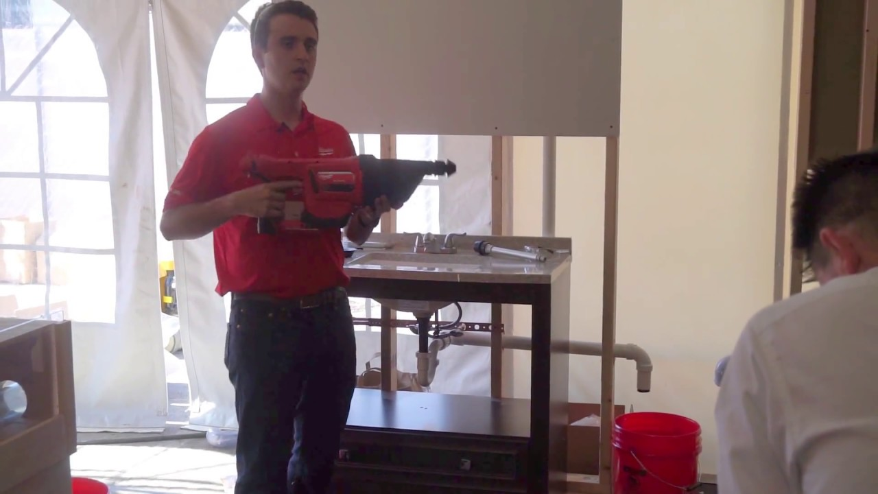 Milwaukee M12 Air Snake Demo Youtube