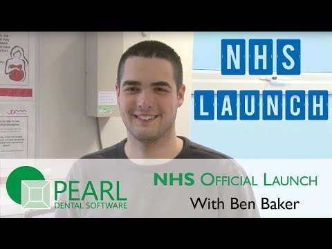 Pearl Dental Software: NHS Dental Software Launched!